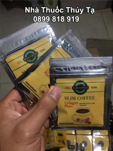 cafe giảm cân jbl slim coffee chính hãng