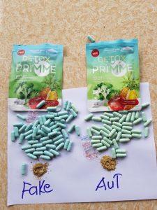 Detox prime Thái Lan