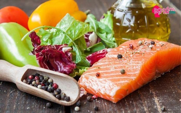Chế độ ăn giảm cân địa trung hải