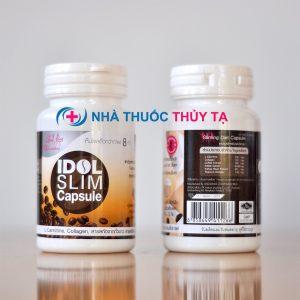 Thuốc giảm cân idol slim - nhà thuốc thủy tạ