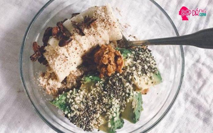 3 món ăn giảm cân với yến mạch