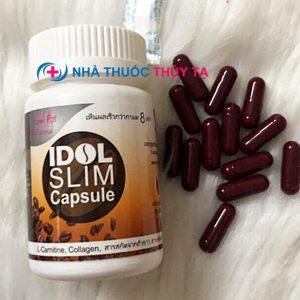 Thuốc giảm cân idol slim thái lan